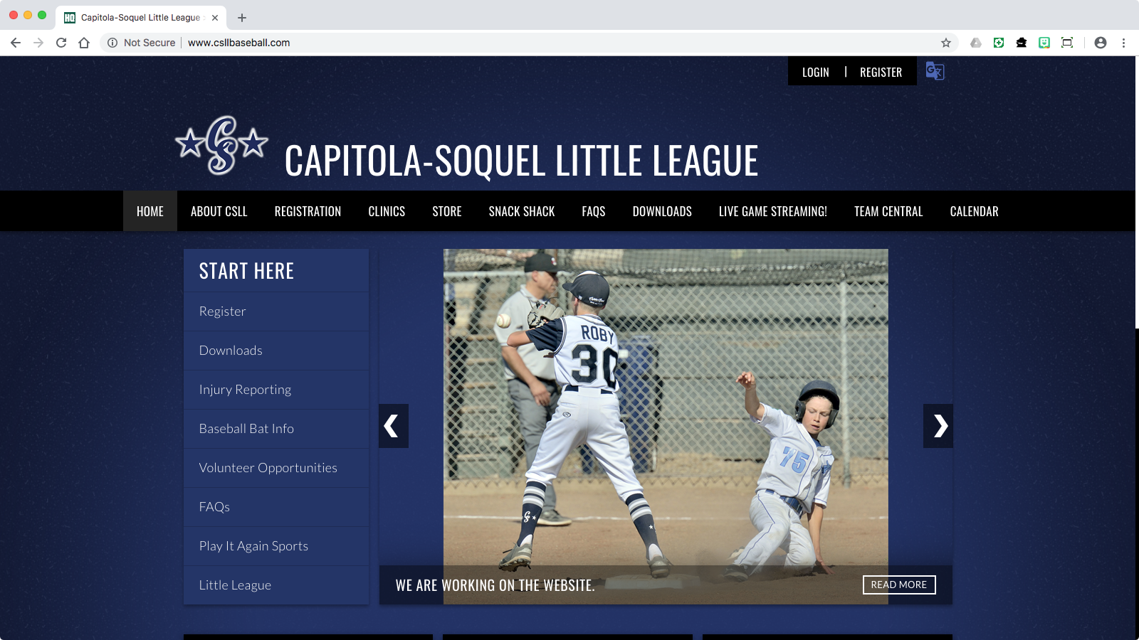 Capitola-Soquel Little League