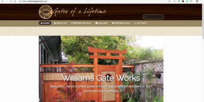Williams Gate Works